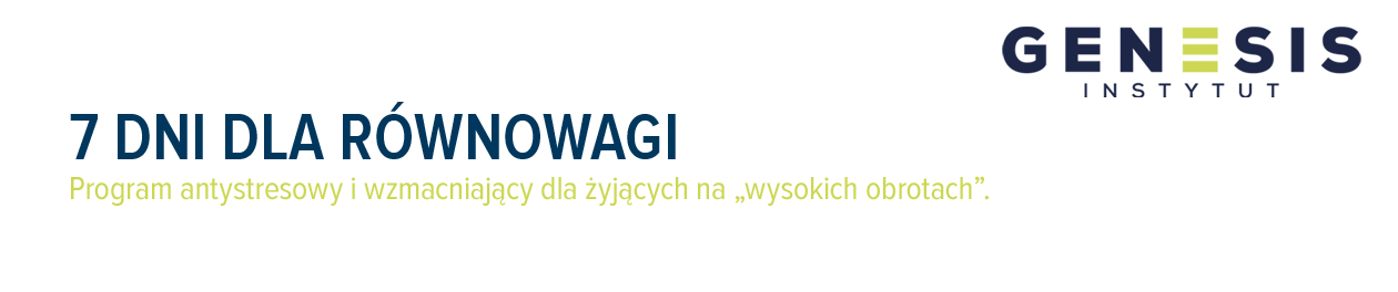 program rownowaga